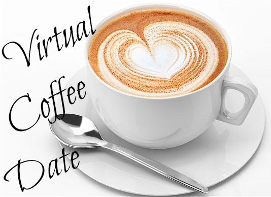Image result for virtual coffee date